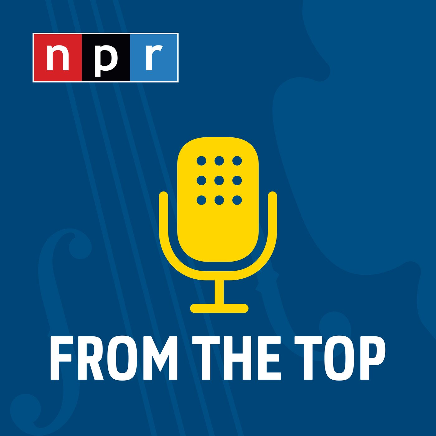 Npr Podcastlogo: From The Top