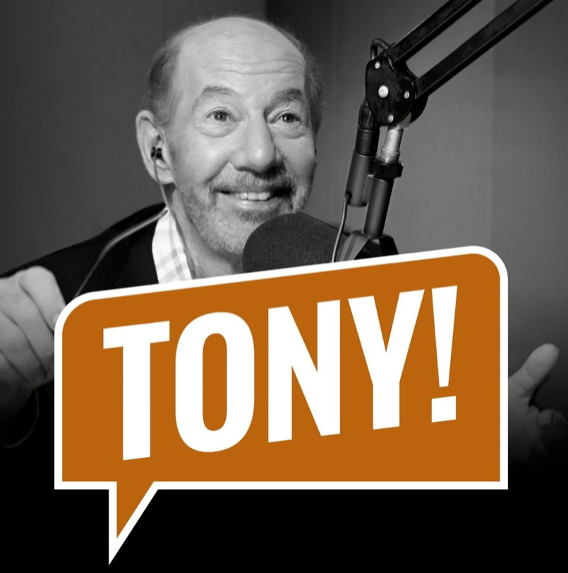 That's Dr. Tony Kornheiser, If You Please
