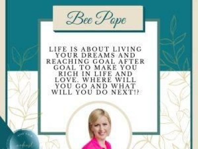 Guest Quote Card  - Bee Pope