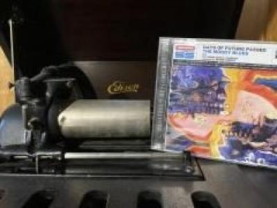 Amberola and CD